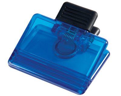 Aqua-memo-clip-fridge-magnet