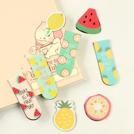 book mark fridge magnets