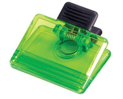 Lime-Green-memo-fridge-magnet